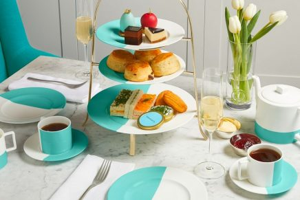 Tiffany & Co. Blue Box Café is opening in Harrods on Valentine's Day