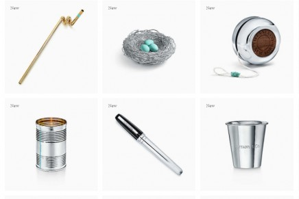 Tiffany pilloried for 'everyday objects' collection that includes $1,000 tin can