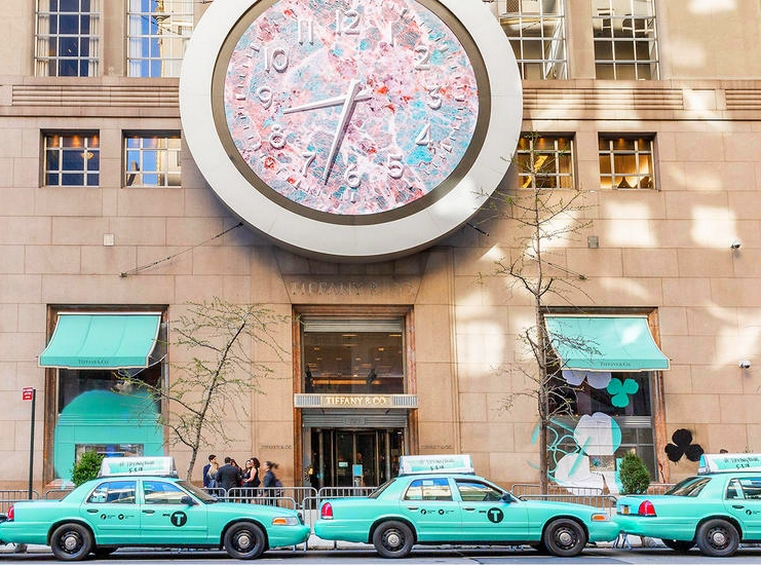 Tiffany Paper Flowers Taxis