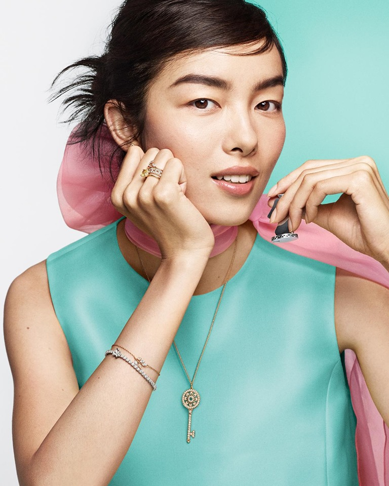 Tiffany and co - Diamond for your thoughts
