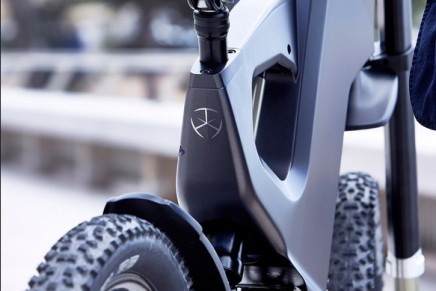 Trefecta high-tech e-bike with the military in mind