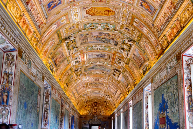 Tips for visiting the Vatican Museums the complete guide -guida-musei-vaticani-carte-geografiche