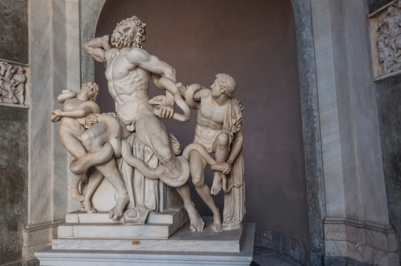 Tips for visiting the Vatican Museums the complete guide -guida-musei-vaticani-laocoonte