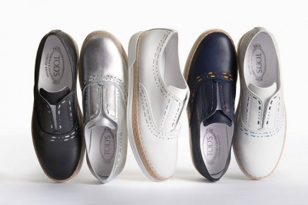 """The special limited edition shoe with a Morse code trim that reads """"love"""""""