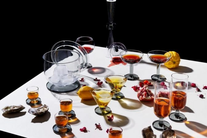 Raise a glass: Tom Dixon Puck – an investigation into the perfect proportion for the contemporary cocktail
