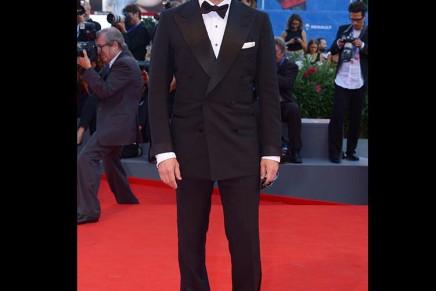 Tom Ford: 'I wore a suit on set. It's a uniform… I feel weak in trainers'