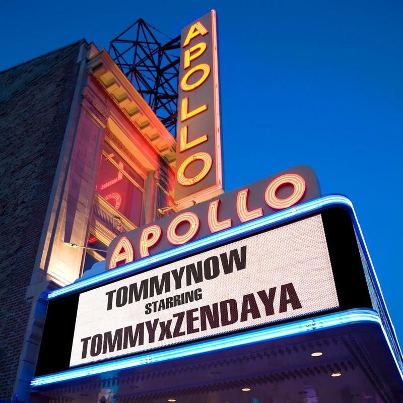 TommyNow Tommy x Zendaya announcement 2019