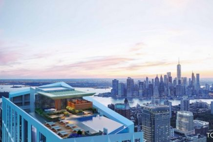 Residential Luxury: A tour at the top selling building in Brooklyn