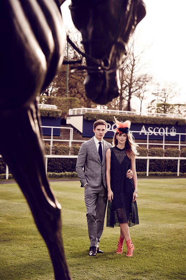 Top suit considerations for Royal Ascot - 2017