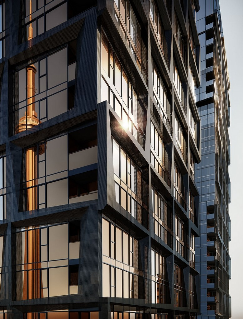 Toronto - First Nobu Residences in the World - ext