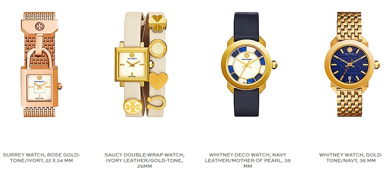 Tory Burch Watches -