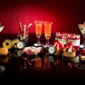 Tosca's tea and Ferrari Junior Collection