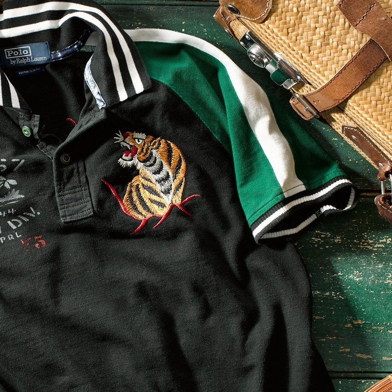 Tour Polo Jacket