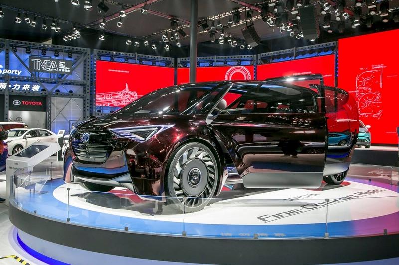 Toyota 2018