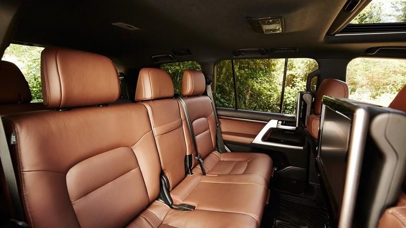 Toyota Land Cruiser Luxury SUV-
