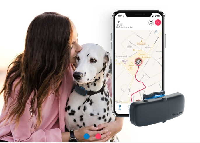 Tractive GPS for Cats and Dogs