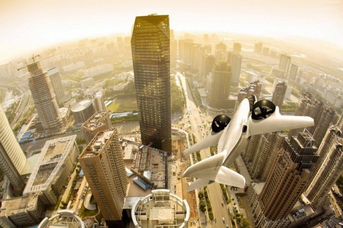 The revolutionary TriFan 600 to fill a market need – door-to-door air travel over long distances