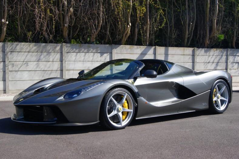 Tribute to 70 Years of Ferrari @ 2017 Salon Privé