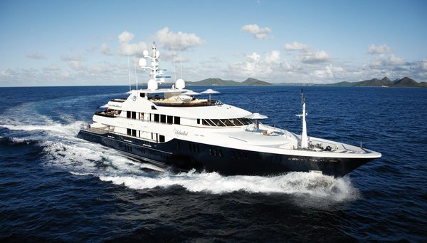 Trinity Yacht -Unbridled yacht