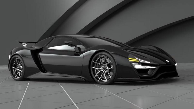 Trion Supercars 2017 models