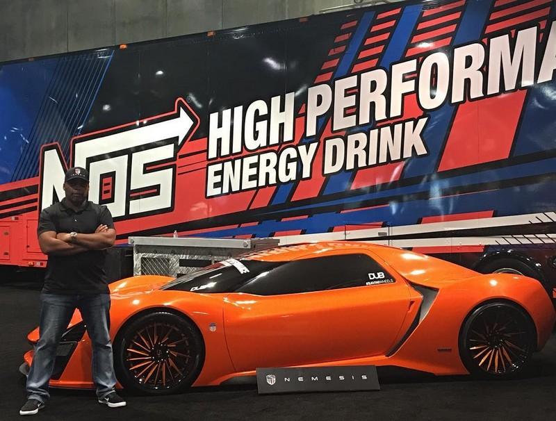 Trion Supercars Nemesis models