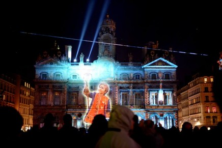 Europe's top 10 light art festivals