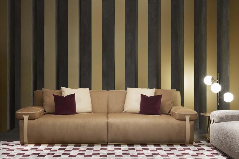 Trussardi Casa Fabiano sofa