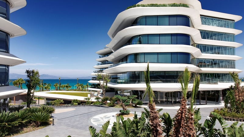 Turkish Riviera celebrates the opening of Reges, a Luxury Collection Resort & Spa, Çesme-