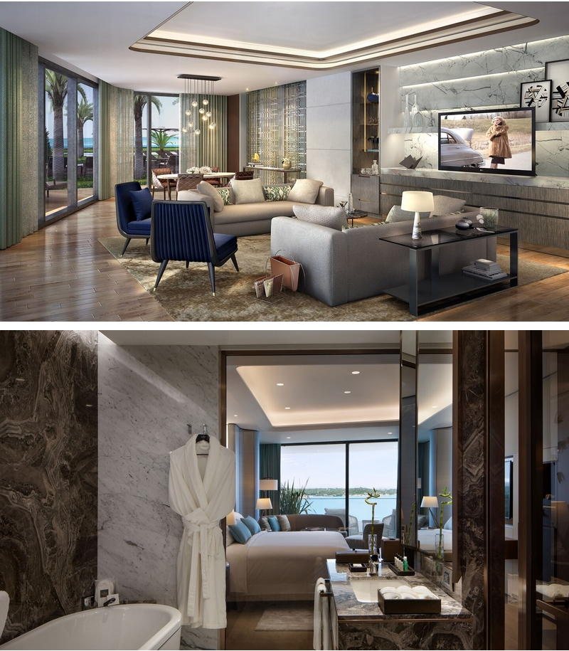 Turkish Riviera celebrates the opening of Reges, a Luxury Collection Resort & Spa, Çesme-2019-