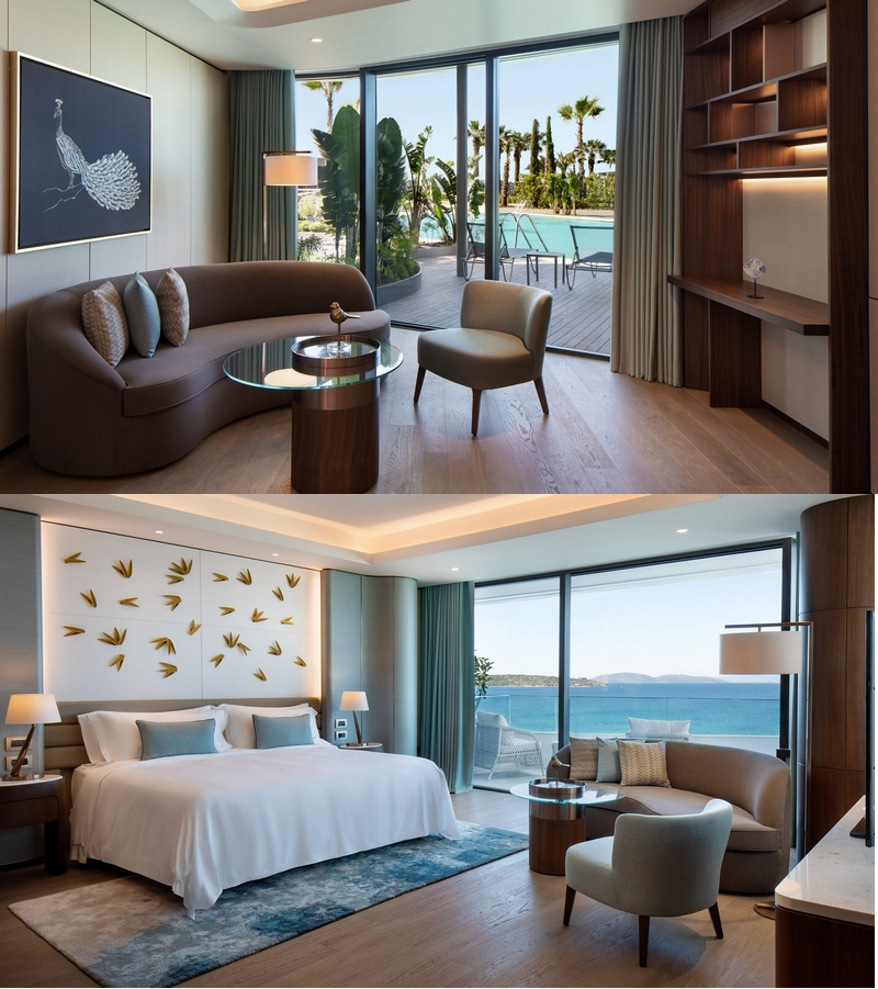 Turkish Riviera celebrates the opening of Reges, a Luxury Collection Resort & Spa, Çesme-2019-02