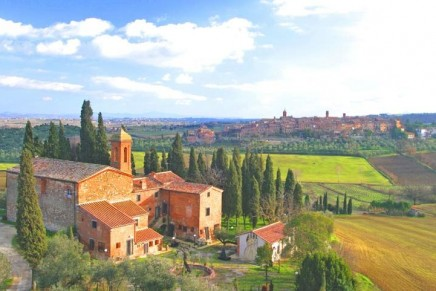 Southern Tuscany Travel Itinerary: Val d'Orcia