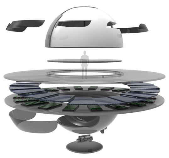 UFO-SeaJetCapsule
