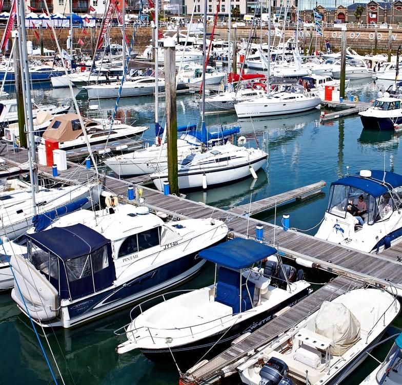 UK Coastal Marina of the Year 2018 - St Helier Marina, Jersey