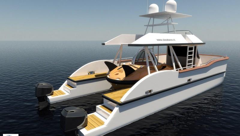 Uboat Worx support vessel