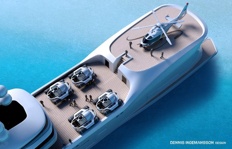 Uboat Worx support vessels