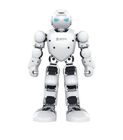 Ubtech Alpha 1 S Humanoid Robot from Eco-friendly, high-class aluminum