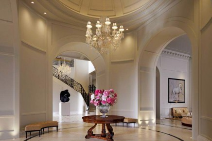 Ultra-luxury condominium in Bangkok offers Ralph Lauren Home furnishings and Bentley limousine service