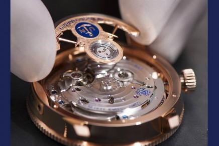 The Mark of A Captain: Marine Torpilleur is a chronometer made for a modern era