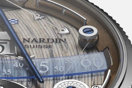 Ulysse Nardin Marine watches are once again causing waves in the world of Haute Horlogerie