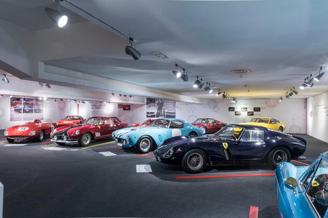 Under The skin and Infinite Red - Ferrari Museum of Maranello opens two exhibitions in May 2017