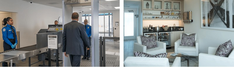 United Airlines announced The Private Suite's terminal on the LAX airfield-
