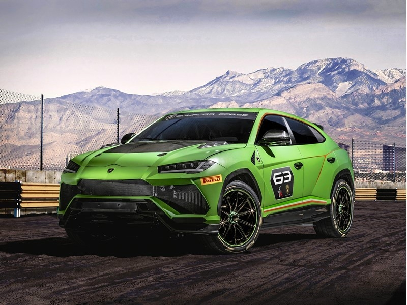 Urus ST-X Concept Lamborghini