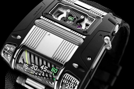 Special Watchmaking Projects: Urwerk UR-111C – one of the most conceptually adventurous watches of 2020
