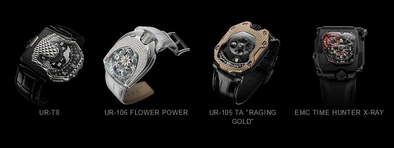 Urwerk latest launches
