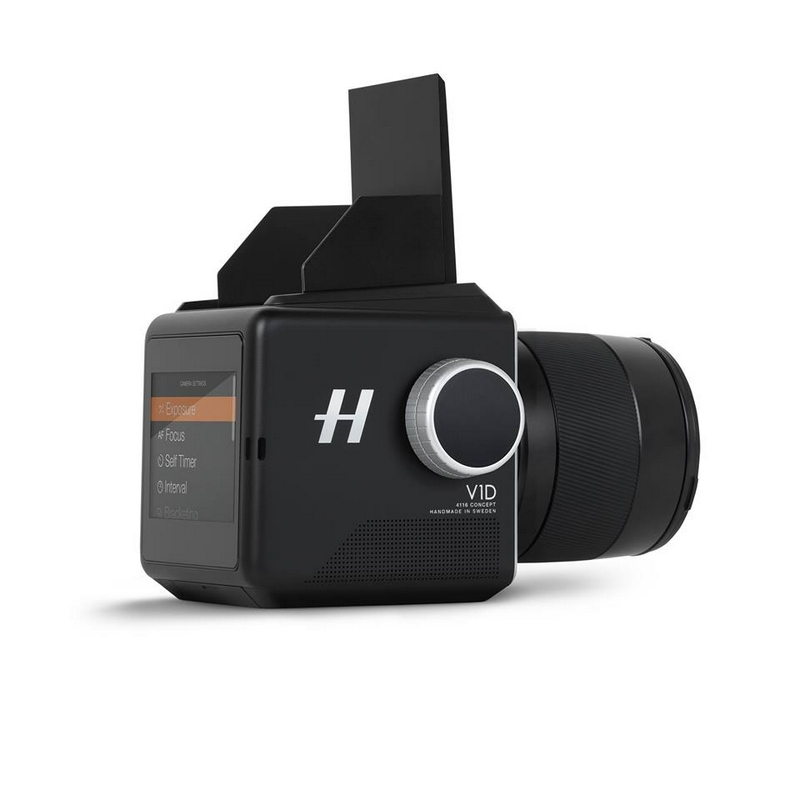 V1D 4116 Concept or Back to square with Hasselblad