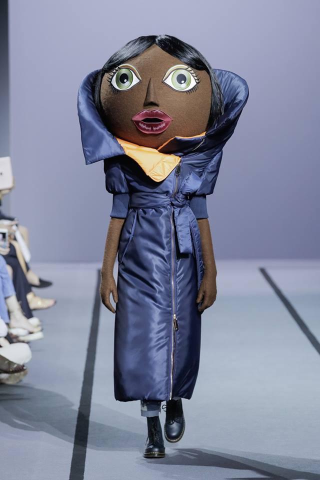 VIKTOR & ROLF Haute Couture Fall Winter 2017 Paris France-gallery-