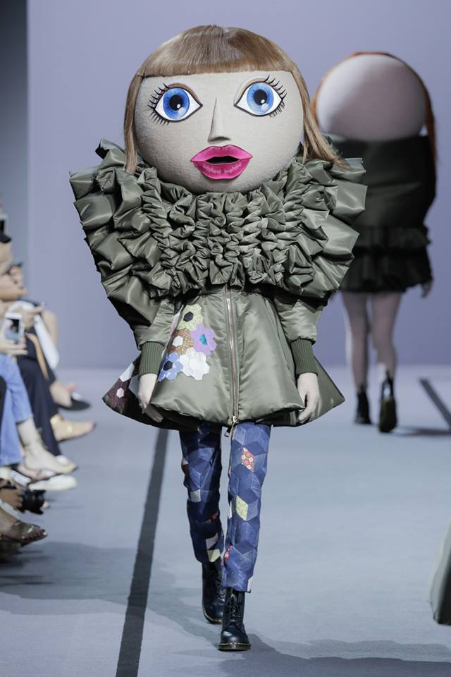 VIKTOR & ROLF Haute Couture Fall Winter 2017-gallery