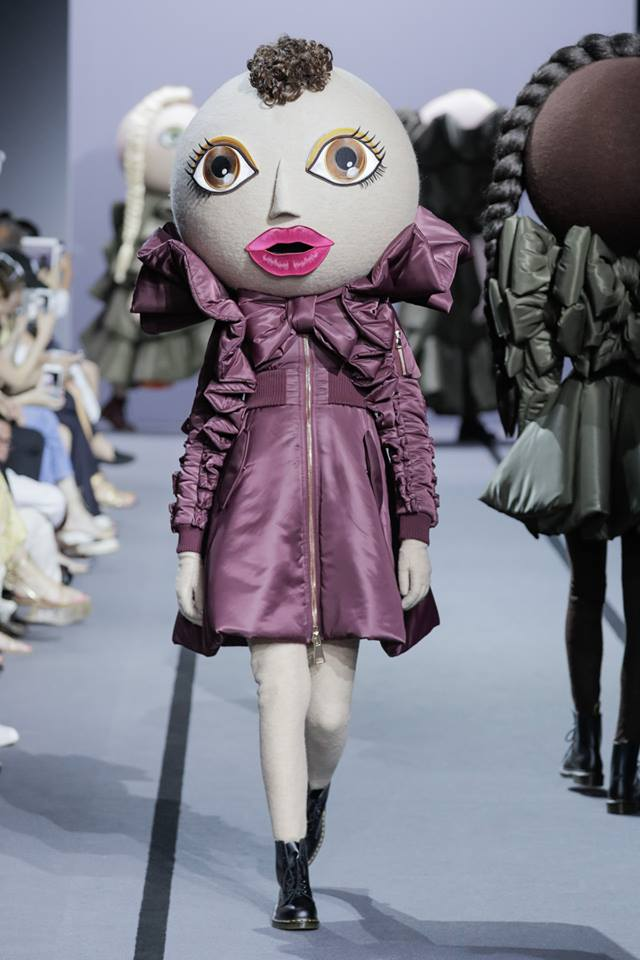 VIKTOR & ROLF Haute Couture Fall Winter 2017 in Paris France