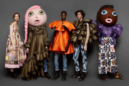 Viktor & Rolf Haute Couture Fall Winter 2017