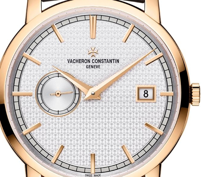 Vacheron Constantin Rose Gold Traditionnelle x Harrods Watch 38mm-